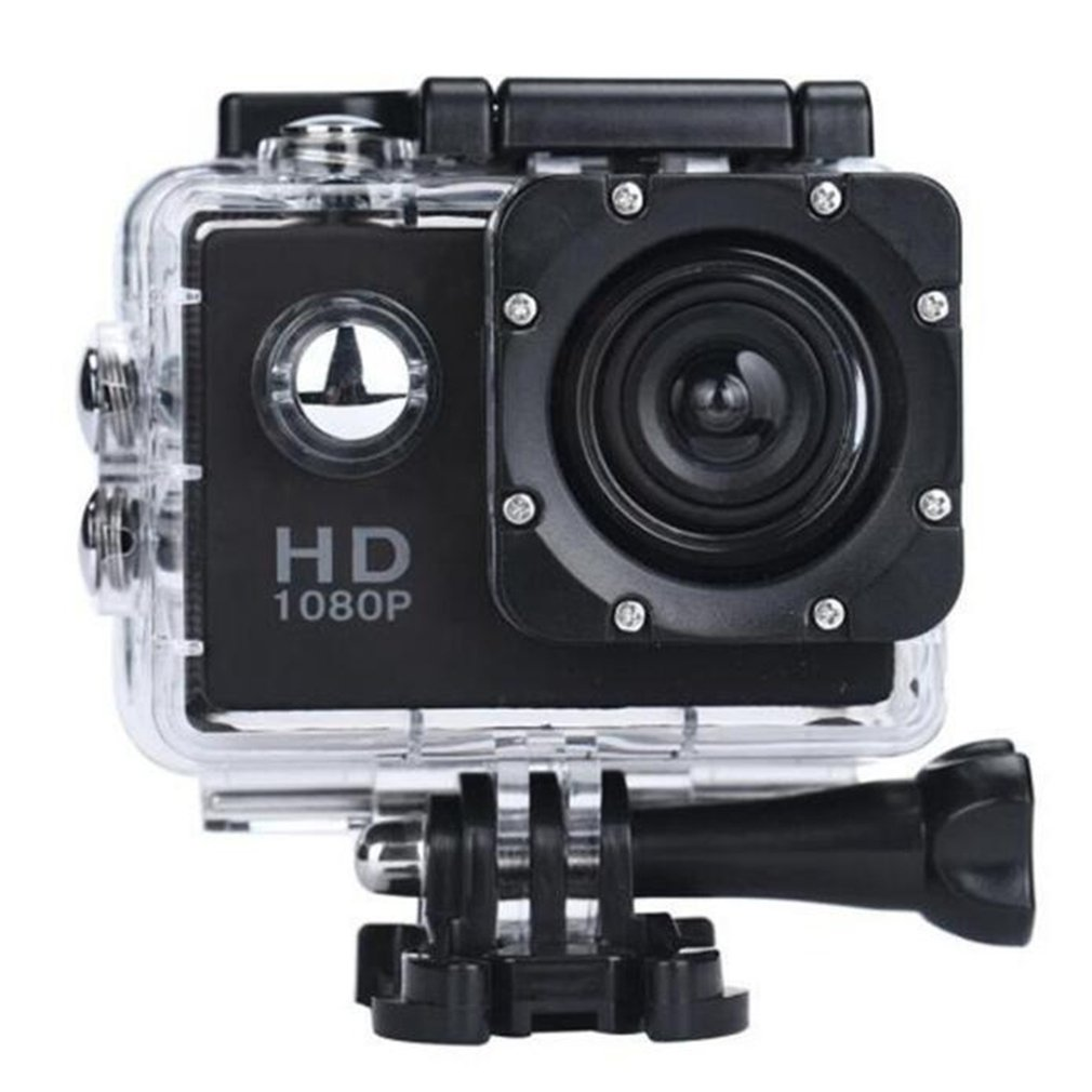 2.0 INCH Dual Screen Sports DV Action Camera Waterproof Camera