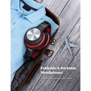 Image 5 - Mpow CH6 Pro enfants casque pliant filaire casque limiteur de Volume casque avec Microphone cadeau de noël pour enfants filles