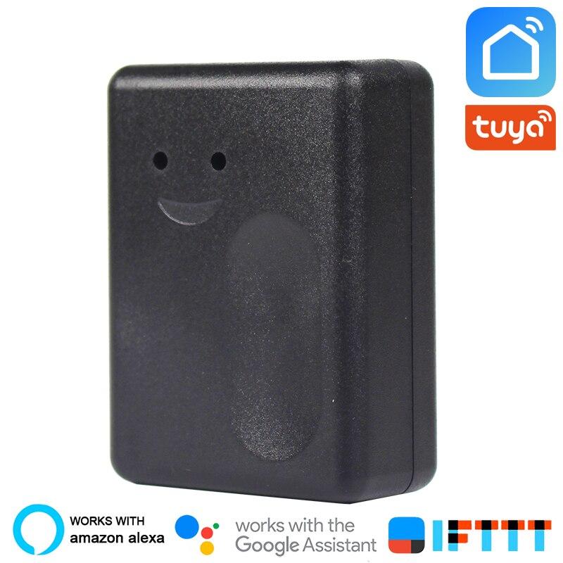 WIFI Garage Door Smart Opener Remote Control Door Opening Device Close Or Open Support  For Alexa Google EWelink Smart Gadget