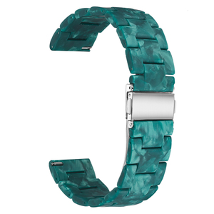 Image 5 - Resin Bracelet Replacement Strap Link 22mm band for Samsung Galaxy Watch 46mm Active Gear S3 Classic Amazfit 2S HUAWEI watch GT