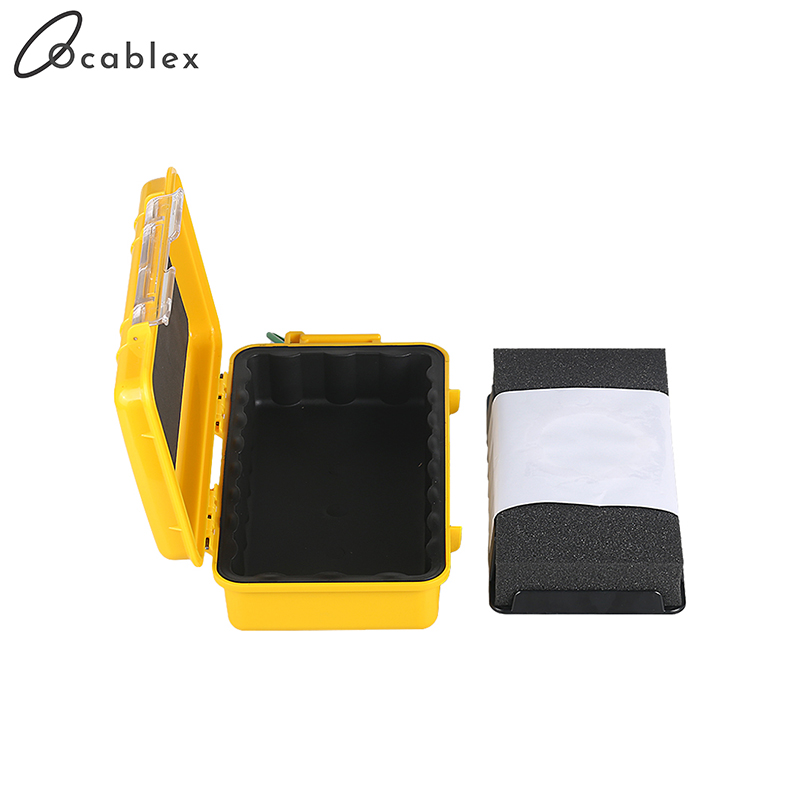 Glasvezel OTDR Launch KABELBOX 1km SM Single Mode FC/UPC FC/UPC OTDR Dode Zone Eliminator fiber Ringen - 2
