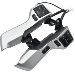 Image 3 - 다기능 스티어링 휠 제어 스위치 84250 60180 8425060180 Toyota Land Cruiser Prado 용