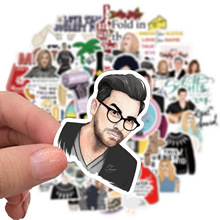 30/50 PCS Classic TV Series Comedy Schitt's Creek Sticker for Car Styling Bike Motorcycle Phone Laptop Travel Luggage Cool Funny