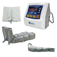 Professional presoterapia lymph drainage air pressure sliming suit lymphatic massager