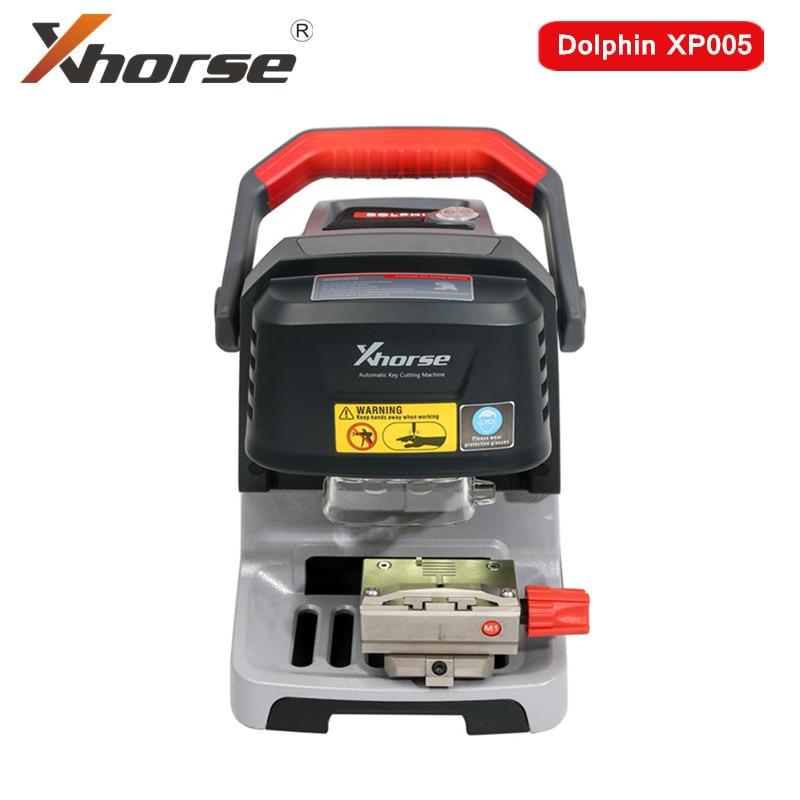 Xhorse Condor Dolphin XP005 Key Cutting Machine V1.0.7 Works On Phone Application Via Bluetooth
