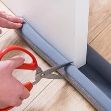 Sealing-Strip Guard Insulator Dust-Stopper Door-Bottom Rain Noise-Reduction Flexible