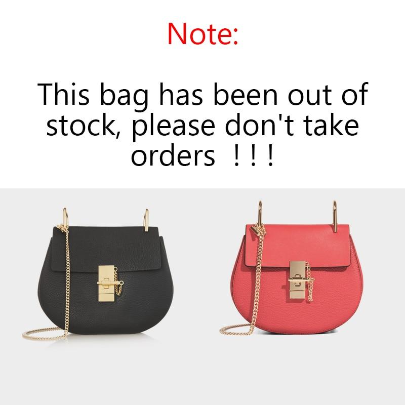 PURSE BAG Female Messenger Bag Leather Handbag Rivet Shoulder Bag Cowhide Wild Fashion Messenger Bag Green