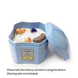 Image 2 - 보청기 건조기 3/6 시간 타이머 건조 케이스 상자 전자 제습기 Drybox 귀 모니터에서 Hearing 기를 보호