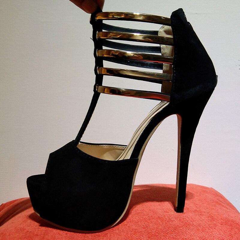 Sexy High Heels Womens Shoes Platform Peep Toe Wedding Shoes Women Pumps Shoes Woman High Heel Shoes tacones mujer size 35-45