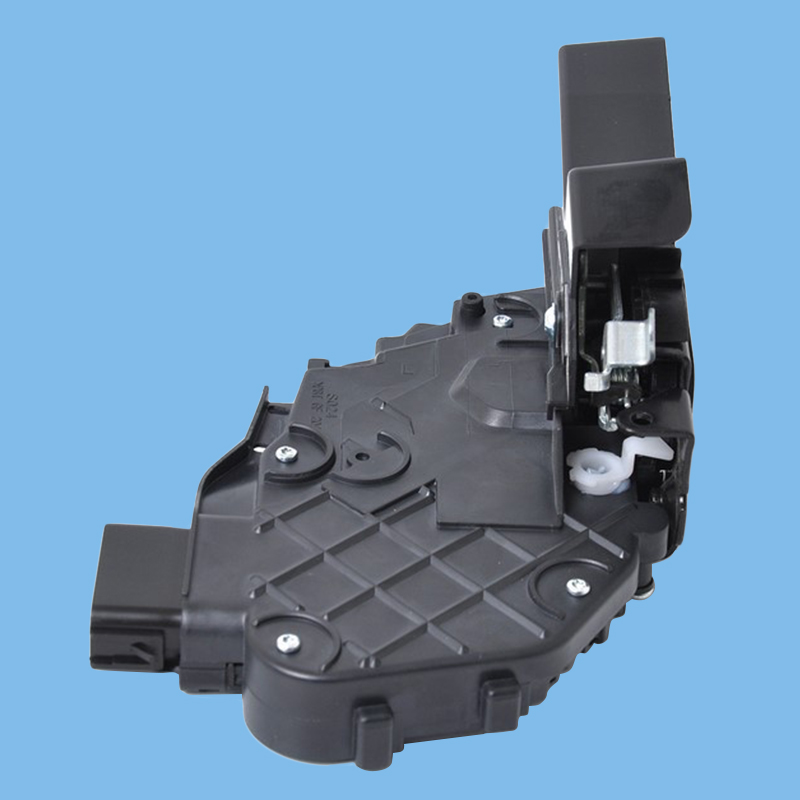 DWCX передний левый Драйвер боковой дверной замок с защёлкой привод пластик LR011277 подходит для Land Rover Range Rover Evoque Sport Обнаружение MK3
