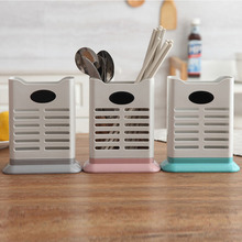 Flatware Easy Clean Tidy Chopstick Rack Home Dry Quickly Kitchen Moisture Resistance Spoon Fork Box Storage