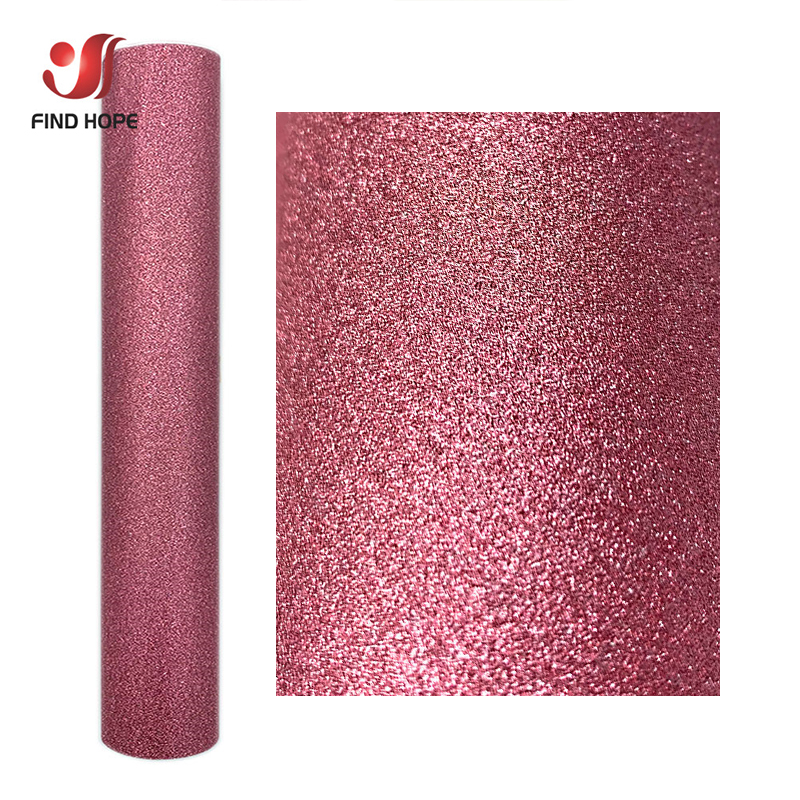 Glitter Pink Adhesive Craft Vinyl Sparkly Glitter Contact Paper Peel and Stick Silver Wallpaper Vinyl Bling Wall Paper