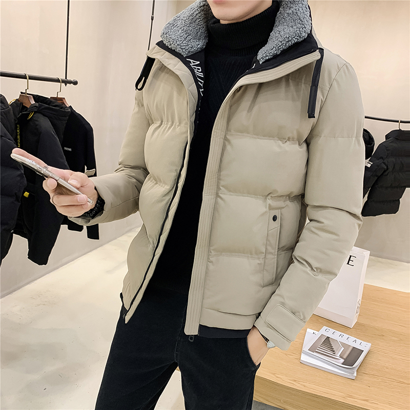 Cheap Wholesale New Fall And Winter 2019 Hot Sale Women's Fashion Casual Warm Jacket Men's Coat