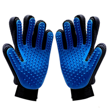 High Quality Pet Grooming Glove For Dogs Cats hair Brush Comb Cleaning Deshedding Pets Products for Cat Dog Removal Hairbrush