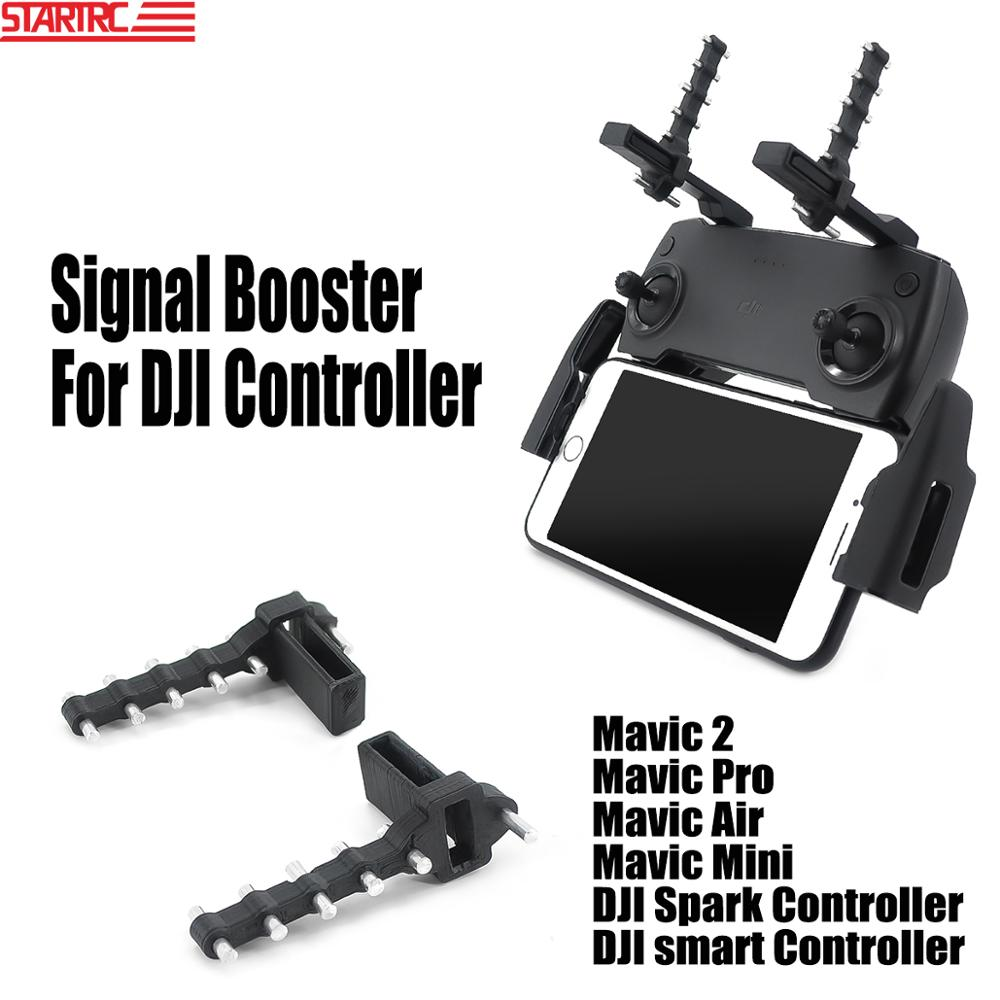 Remote Controller Signal Booster Antenna Range Extender For DJI Mavic Air / Mavic 2 / Mavic Mini Transmitter Extension 2.5-3.5KM