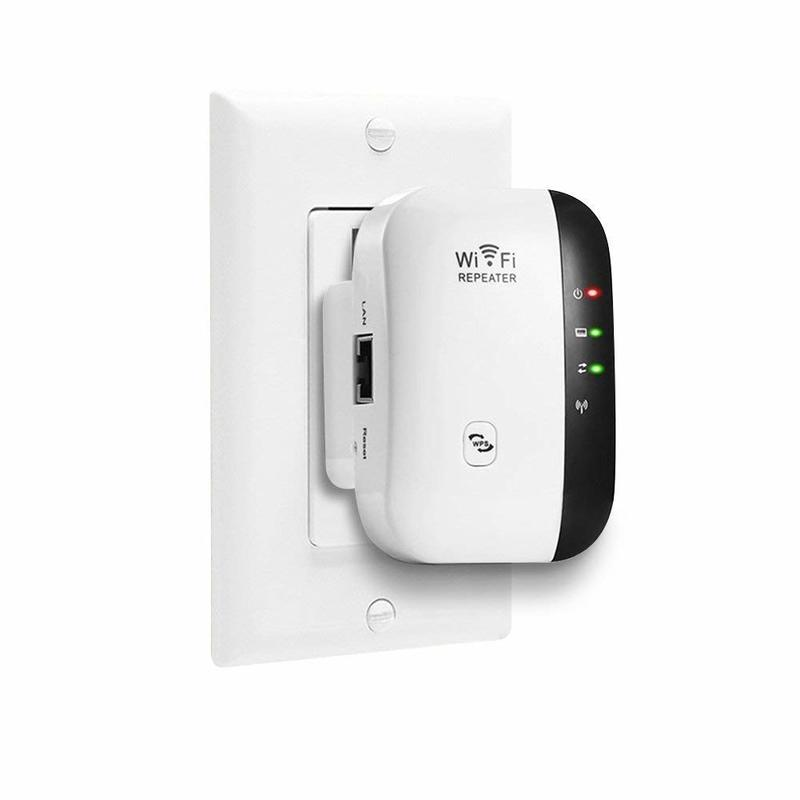 Wireless WiFi Repeater Wi-fi Range Extender 300Mbps Tplink Signal Amplifier 802.11N/B/G Booster Repetidor Tp Link Wi Fi Reapeter