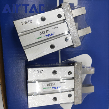 1 pcs AIRTAC HFK Series Air Gripper Pneumatic Air Cylinder HFK6 HFK10 HFK16 HFK20 HFK25 supply airtac genuine original air treatment component bfr2000 m