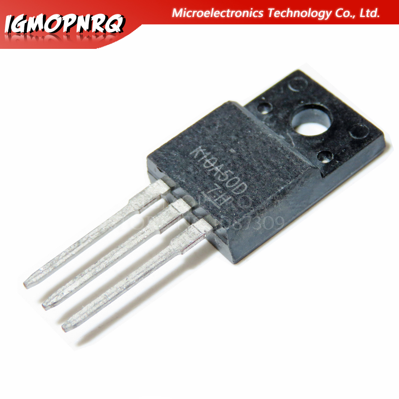 10pcs TK10A50D TO-220F K10A50D TK10A50 TO220F 500V 10A New Original