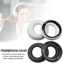 Headphone Pad Sponge Earmuffs for PS3 PS4 7.1 Earpads Cushion Replacement Cover Support Wholesale drop shipping
