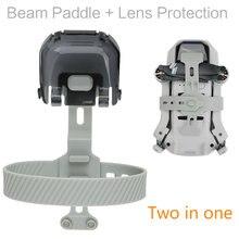 2 In 1 Propeller Houder + Lens Bescherming Cap Voor Dji Mavic Mini Blade Motor Vaste Houder Opslag protector Guard Accessoires