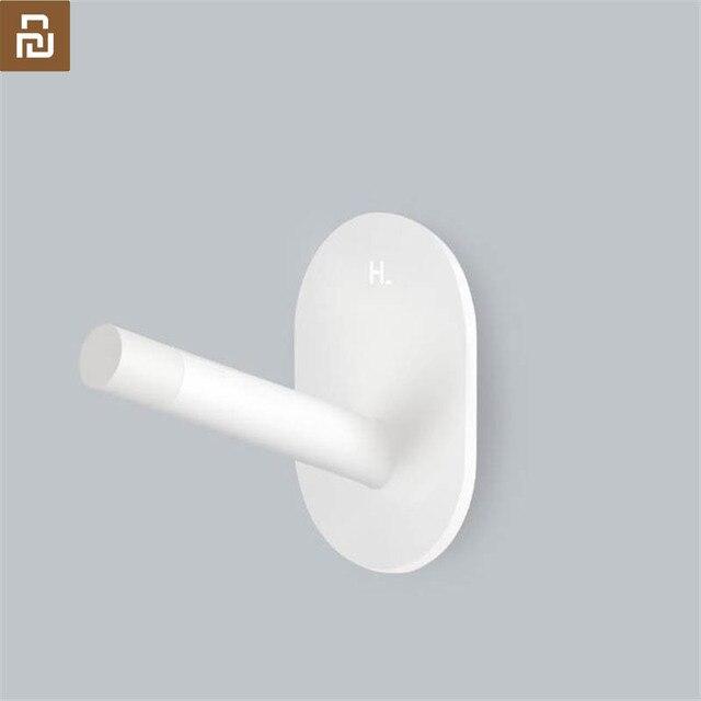 3 parça Youpin HL küçük yapıştırıcı çok fonksiyonlu kanca/duvar paspas kanca güçlü banyo yatak odası mutfak duvar kanca 3kg max loa
