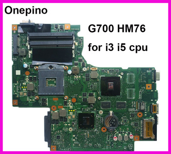 G700 GPU HM76  fit for Lenovo G700 laptop motherboard BAMBI G700 HM76 11SN0B5M11 11S90003042 tested working