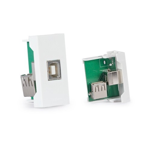 Panel Fonestar WP-45UB USB B Female, Ideal For Classrooms And Conference's Wards