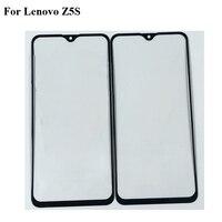 For Lenovo Z5S Touch Screen Glass Digitizer Panel Front Glass Sensor For Lenovo Z 5s L78071 Without Flex LenovoZ5S|Mobile Phone Touch Panel|   -