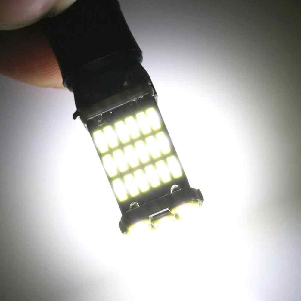 10Pcs T15 W16W lampadine a LED 45-SMD Canbus OBC senza errori LED Backup Light 921 912 W5W lampadine a LED lampada di retromarcia per auto bianco 12-24V