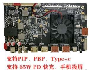 5k universal hd driver placa hdr freesync edp vbo 60hz lcd placa de controlador r1811 para imac a1419 lm270qq1 lm270qq2 tela lcd