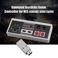 Retro Handheld Game controller 2.4G Wireless Gamepad Gaming pad for Mini NES Built in 200mah battery