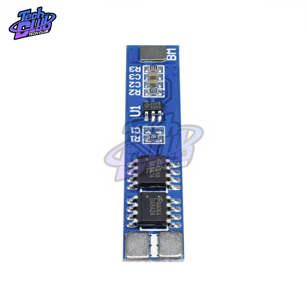 1PCS 2S 5A Li-Ion 7.4V 8.4V 18650 BMS PCM Batterij Oplader Bescherming Boord BMS PCM voor li-ion Lipo Batterij Cell Pack
