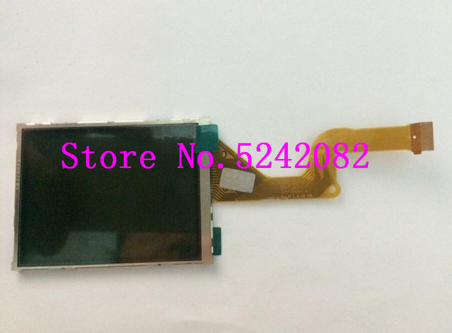 NEW LCD Display Screen For CANON FOR IXUS750 SD550 IXY700 Digital Camera Repair Part NO Backlight