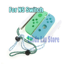 10sets Housing Shell Transparent Shell SL SR Strap Replace Cases Customized Cover for NS Nintend Switch Controller Joy-Con(China)