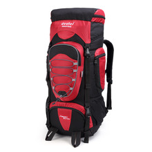 Mountaineering Travel Backpack Ultra-Light Sports Outdoor Mens And Womens Lightweight Fashion Large Capacity Anti-Rain