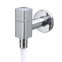 BAOLINLONG Universal Brass Single Cold Water Faucet Laundry Utility Mop Pool Bathroom Faucets Tap Finish