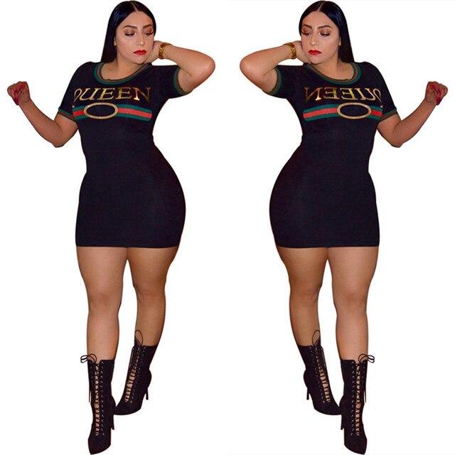 Round Neck Short Sleeved Dress 2