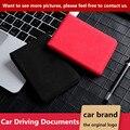 Автомобильные водительские документы  водительские права  кредитная карта  сумка  чехол  держатель для Buick logo Королевский бис lacrosse excelle verano
