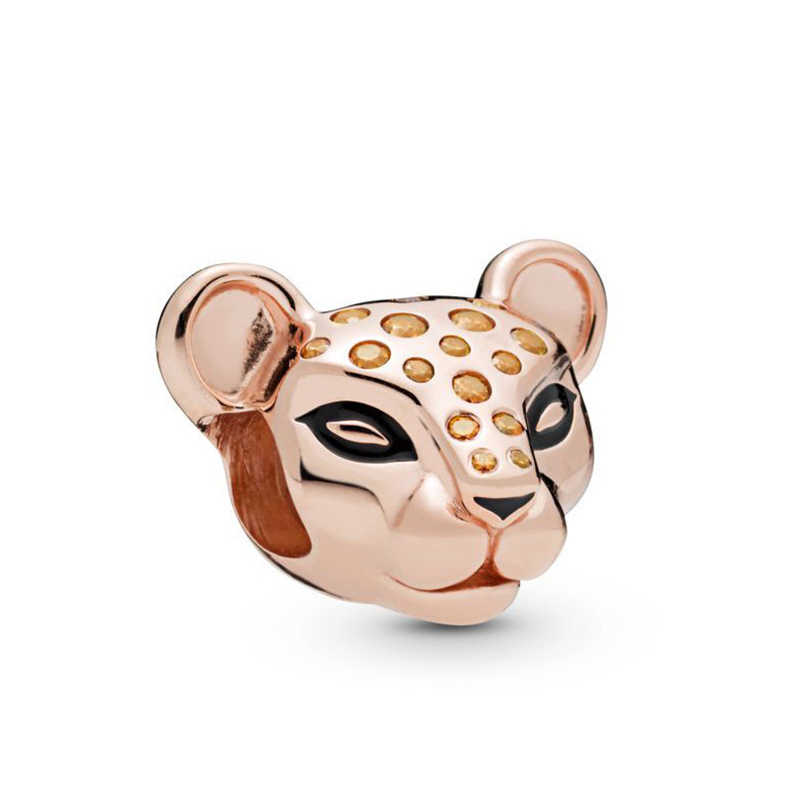 Pulsera Con Estampado De Leopardo Animal De Moda Pulsera De Envoltura Para  N8R3