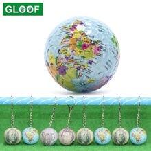 1 шт шары карты Цветные мячи для гольфа тренировочные забавные
