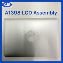 Novo lcd led assembléia tela a1398 para macbook pro retina 15