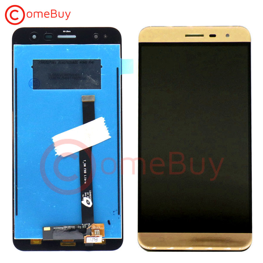 Comebuy <font><b>Display</b></font> For <font><b>Asus</b></font> <font><b>ZenFone</b></font> <font><b>3</b></font> <font><b>ZE552KL</b></font> <font><b>LCD</b></font> <font><b>Display</b></font> Touch Screen Z012DE Z012D Z012DC Z012DA For <font><b>ASUS</b></font> <font><b>ZE552KL</b></font> <font><b>LCD</b></font> With Frame image