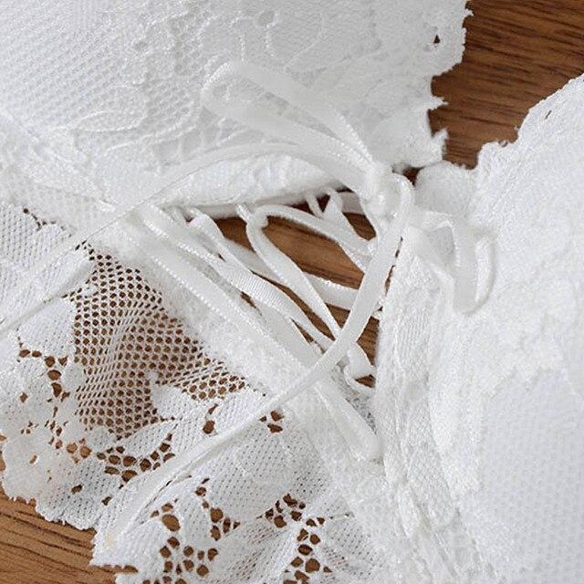 Lace Lingerie Set: Bra (Push Up) & Panty Underwear