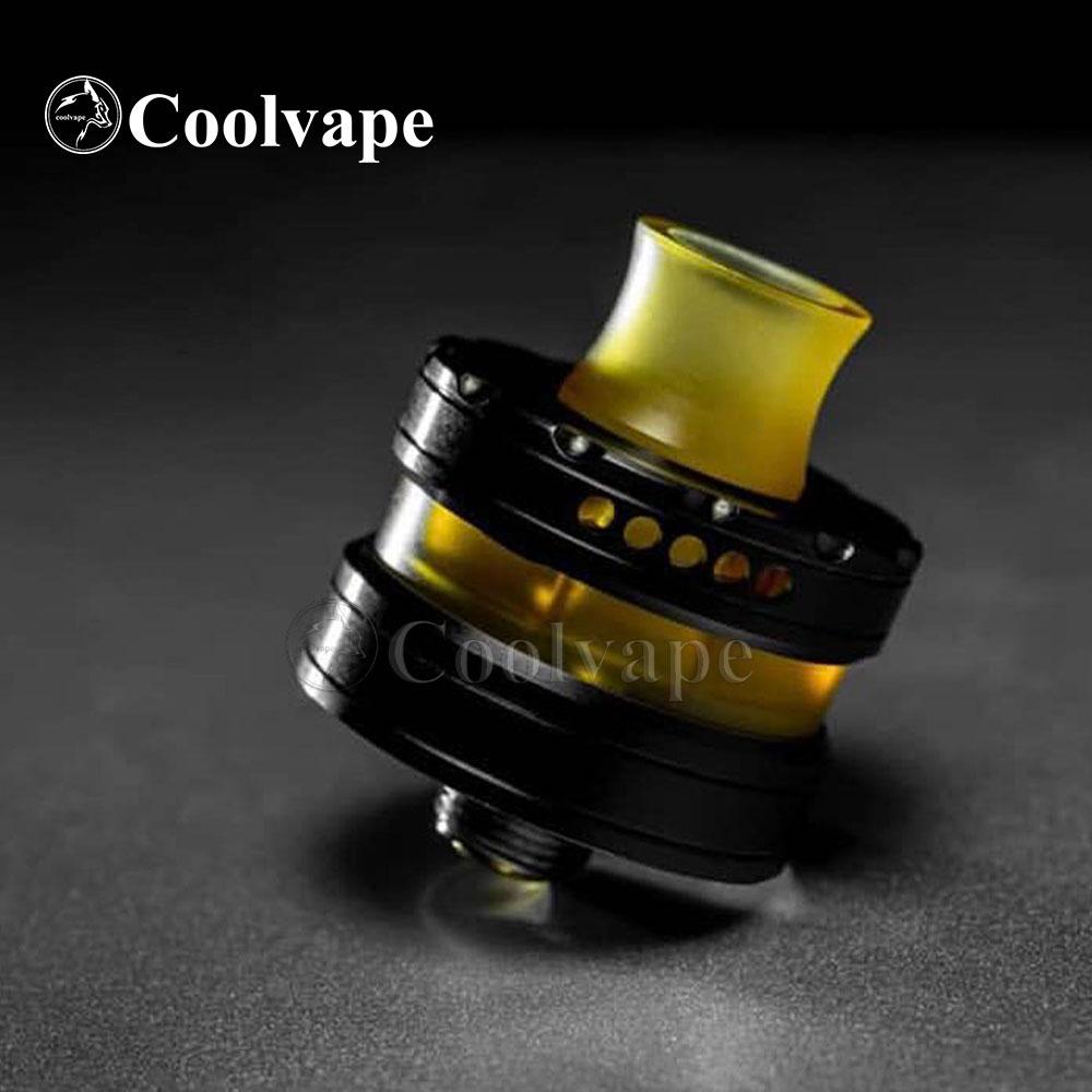 Coolvape Le Dripper RDA Atomizer With Pin BF E-Cigarette Atomizer Tank 22mm Rebuildable Drops Adjustable Vs HAKU VENNA V2 Rda