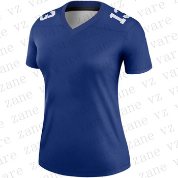 Customize New Women American Football Jerseys Saquon Barkley Daniel Jones Sterling Shepard Cheap York Jersey