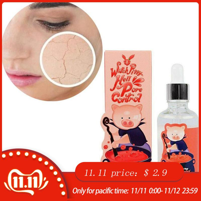 Facial Serum Witch Piggy Hell Pore Control Facial Serum Hyaluronic Acid 97% 50g Face Facial Serum Crean Skin Care Facial Essence