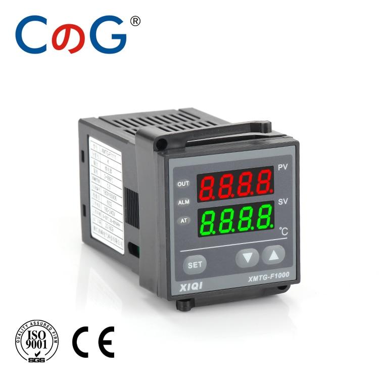 CG XMTD Series 0-600 Celsius K J PT100 900 Degree Type AC 220V Electronic Digital Intelligent Temperature Controller Thermostat