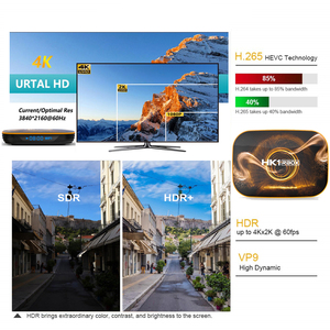 Image 3 - 2020 Hottest HK1 RBOX Smart Tv Box Android 10.0 Tv Set top box 4K 2gb 4gb 16gb 32gb 64gb Quad Core media player