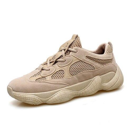 Fashion Men Casual Shoes Lightweight Breathable Comfortable Men Shoes Trendy Leisure Vintage Dad Men Sneakers Zapatos Hombre