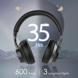 Image 4 - Mixcder E10 سماعة رأس لاسلكية AptX الكمون المنخفض مع المصغّر USB Bluetooth5.0 ANC عميق باس الموسيقى الألعاب سماعة أذن